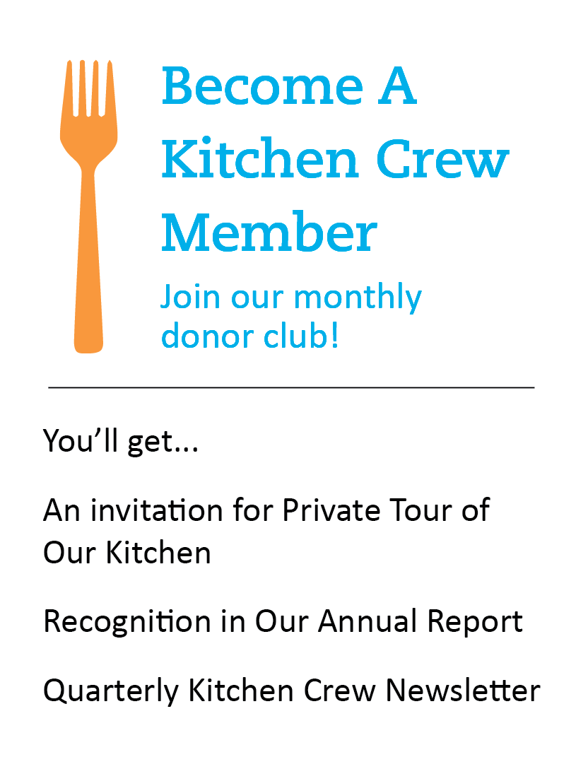 Donate - Kitchens For Good
